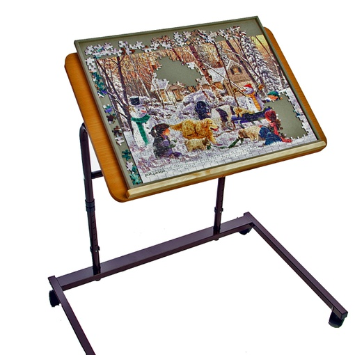 Jigthings Jigtable Fba Jigsaw Puzzle Table From Jigthings