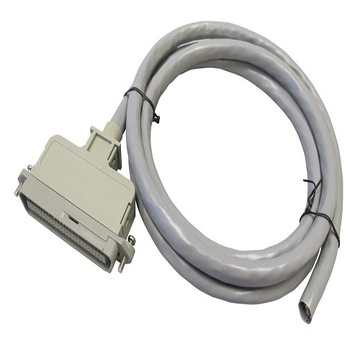 Allen Tel 25-3-PX-5-180 Plug In Connector Cable Patch Cord 180 Degree Male Plug At One End Only Allen-Tel Cable To Panel 5-Foot Length