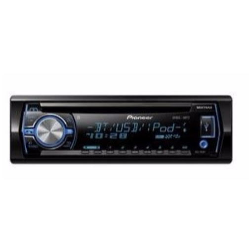 Pioneer DEH-65BT CD Receiver with Bluetooth, MIXTRAX, Pandora and iPod -  VIP OutletVIP Outlet
