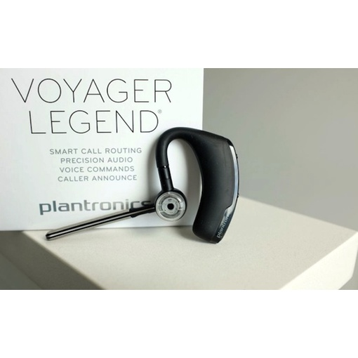 Plantronics 87680 02 Voyager Legend Uc Monaural Over The Ear Bluetooth Headset Microsoft Optimized Vip Outlet