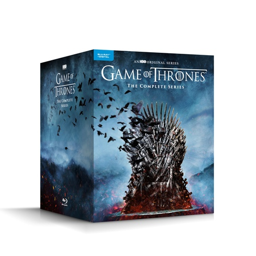 Home Box Office Home Video Game Of Thrones: The Complete